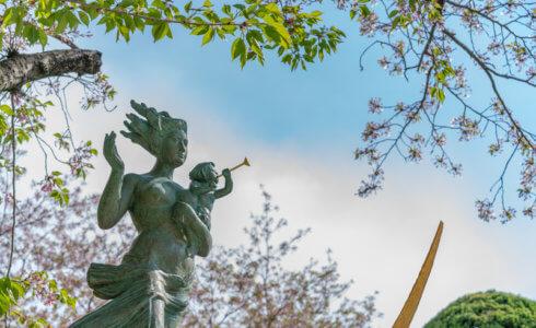 平和の像の画像